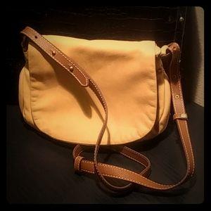 Vintage ColdWater Creek. Crossbody satchel purse